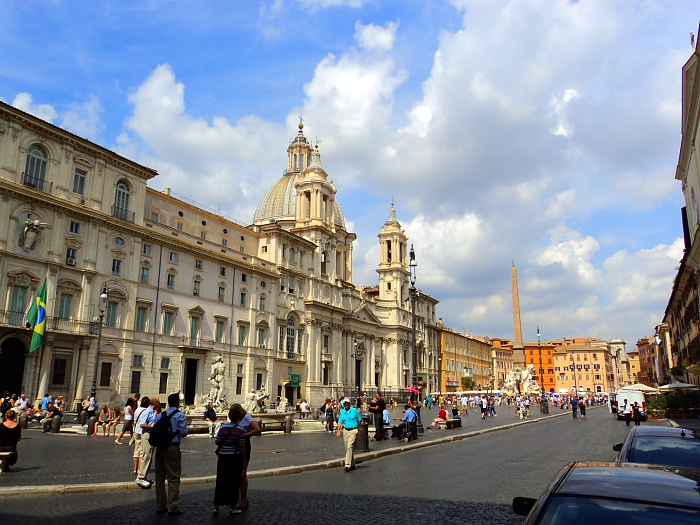 Post image for Must See Rome: Piazza Navona