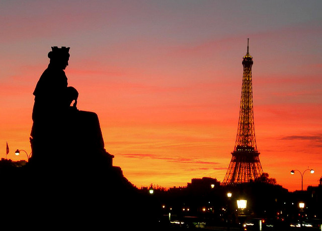 Post image for Six Must See Attractions in Paris