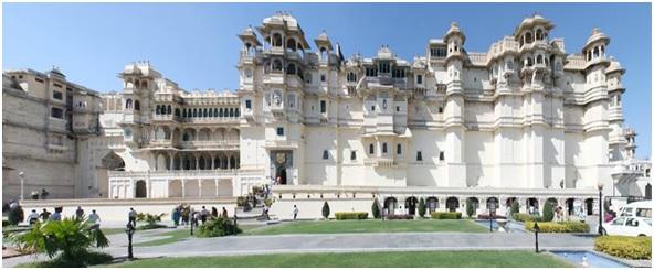Palace in Rajastan