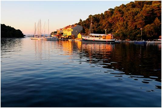 Miljet Island, Croatia