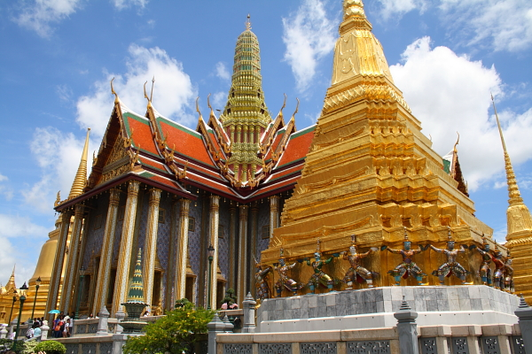 Post image for 4 Luxuriously Amazing Things to do in Bangkok