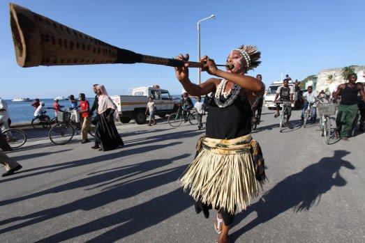 Culture in Zanzibar