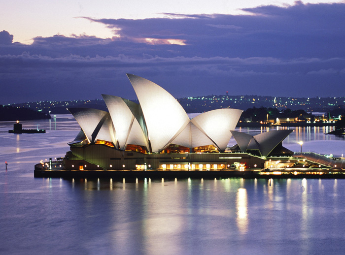 Post image for Top 5 Tourist Attractions in Australia